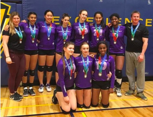 15U Wins Silver at the OVA Challenge Cup