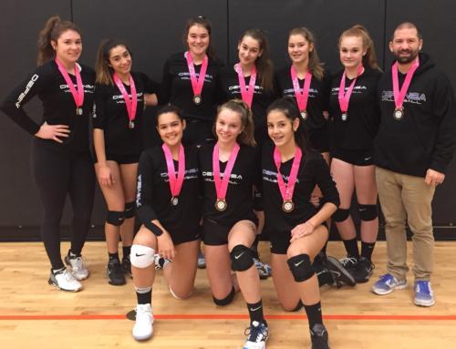 Defensa 15U White Wins Bronze at Debut Tournament