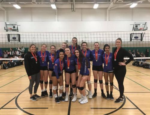 Purple wins Bronze at the 15U Girls McGregor Cup